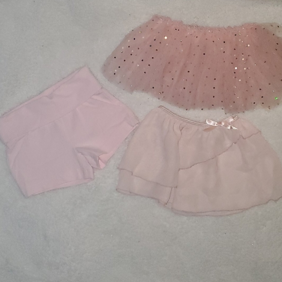 Freestyle by Danskins Other - Girls Ballet Skirt, Tutu & Dance Short Bundle